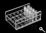 test tube Rack for Tissue-grinding machine